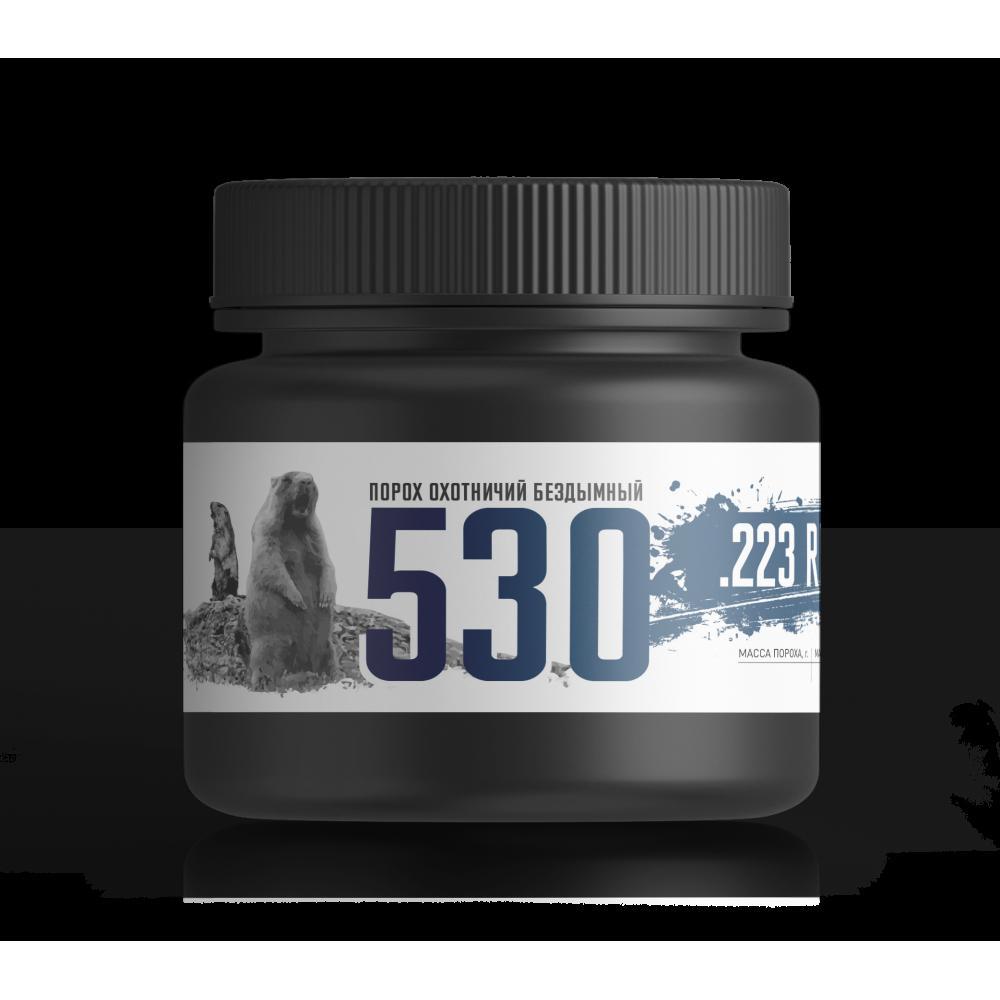 Smokeless gunpowder No. 530