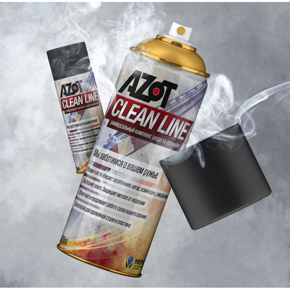Azot Clean Line 210ml