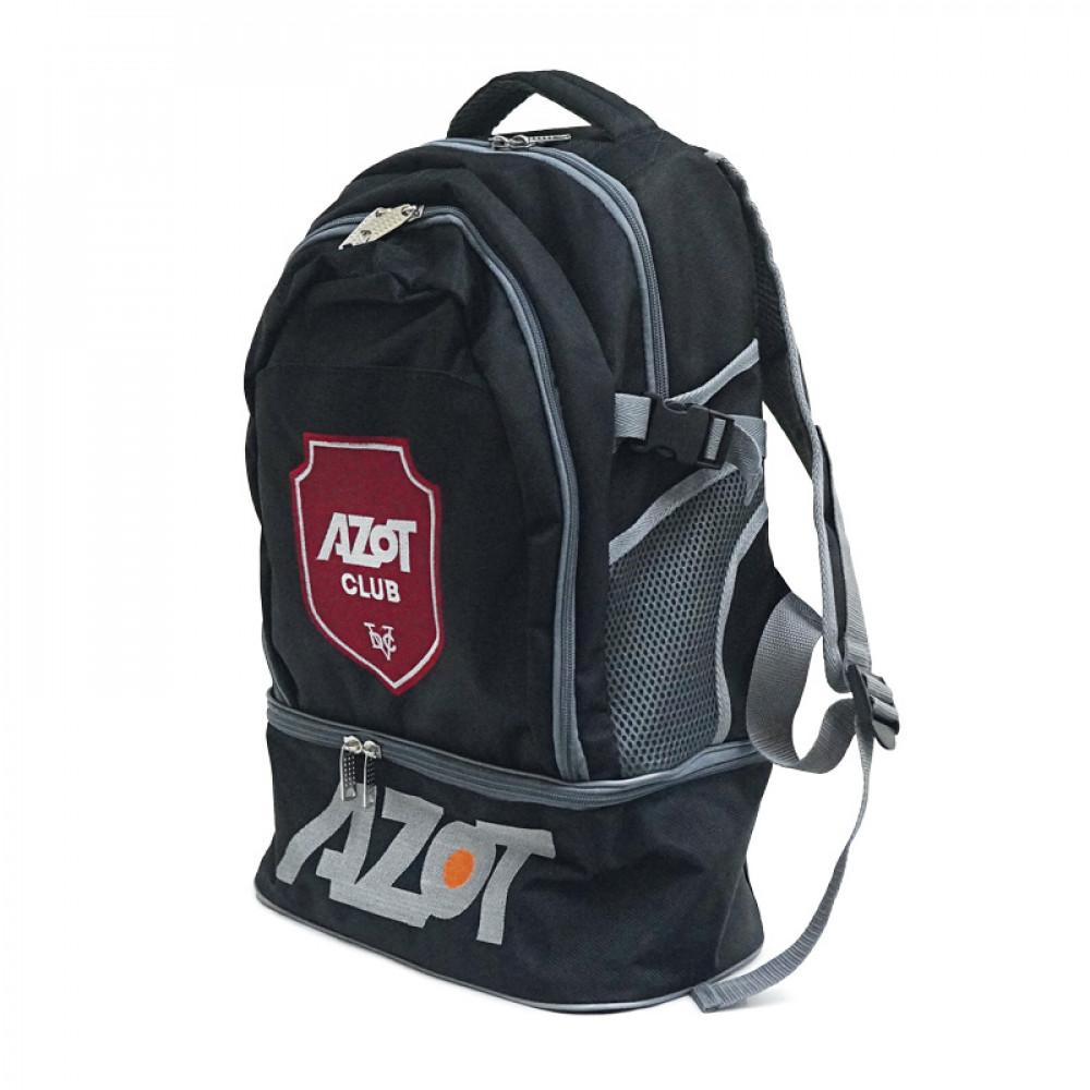 Рюкзак универсальный с нижним отделением.